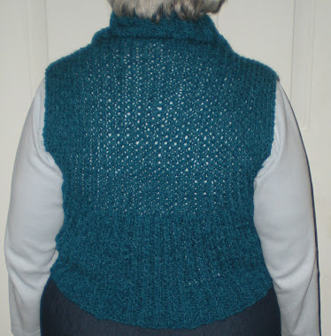 Back of the shrug