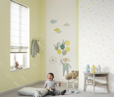 Dise o y decoraci n de la casa decoraci n de paredes con - La casa del papel pintado ...