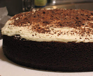 Guinness Chocolate Cake Picture