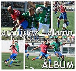 Real Aranjuez - El Alamo
