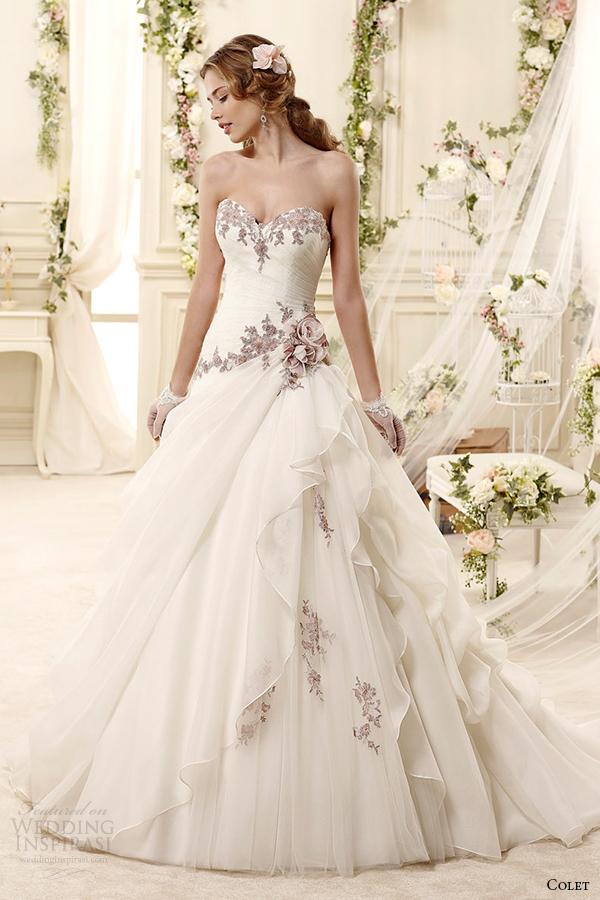 Divinos vestidos de novias | Coleccion Colet