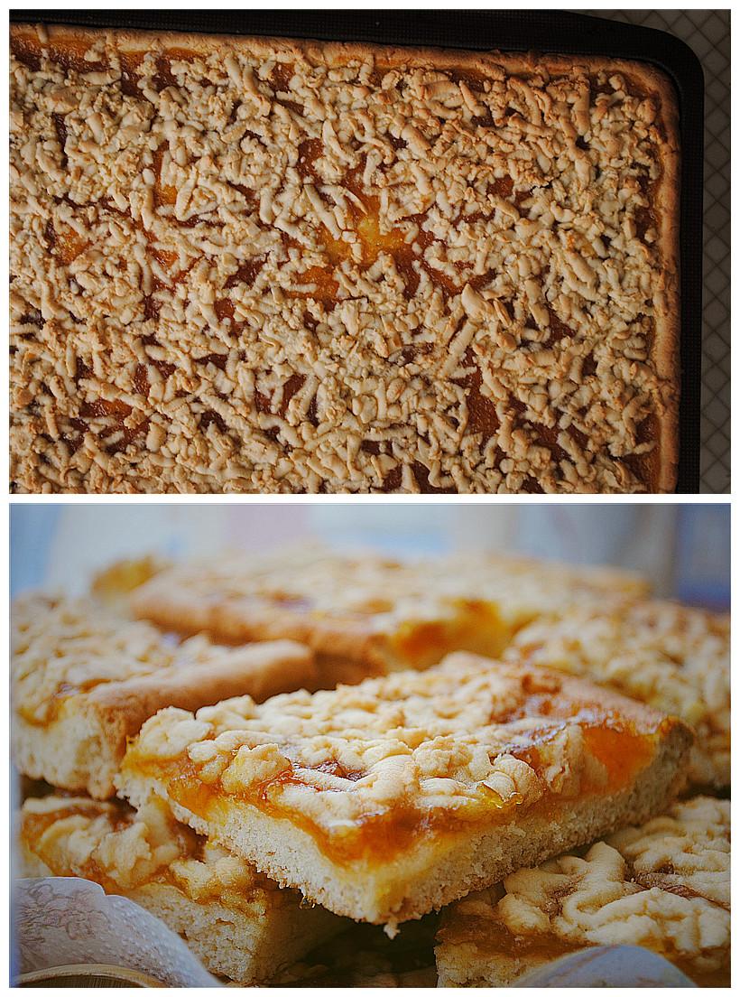 Пирог с тертой тыквой рецепт