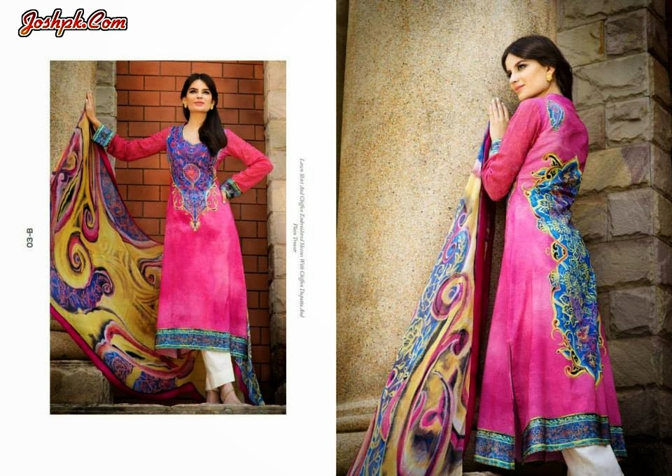 Resham Ghar Trendy Digital Prints Women Wear Dresses