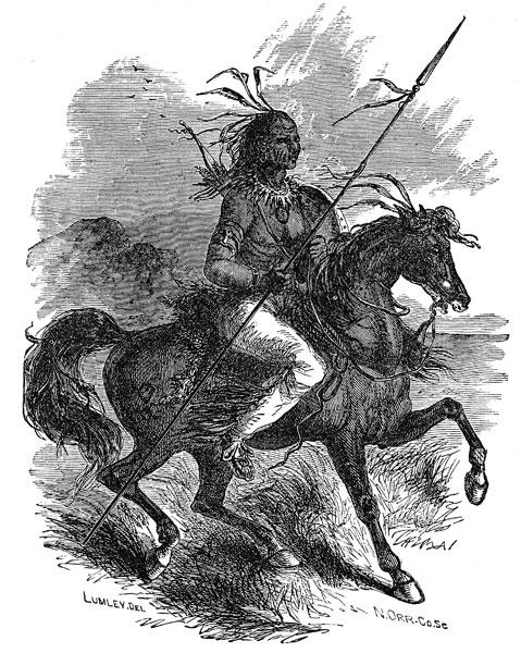 Comanche indian sex practices