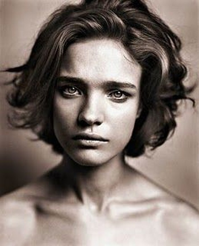 via fashioned by love | Natalia Vodianova by Vincent Peters in Numero Tokyo April 2008