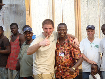 RAY-CORE & Mercy Ships - New Friends