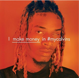 #MYCALVINS 2016 instagram social media calvin klein fashion week new york fetty wap
