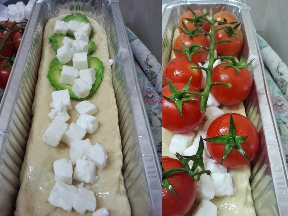bulgarian tatin pastry