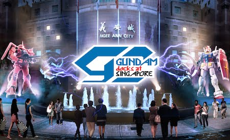 Gundam Docks 2015