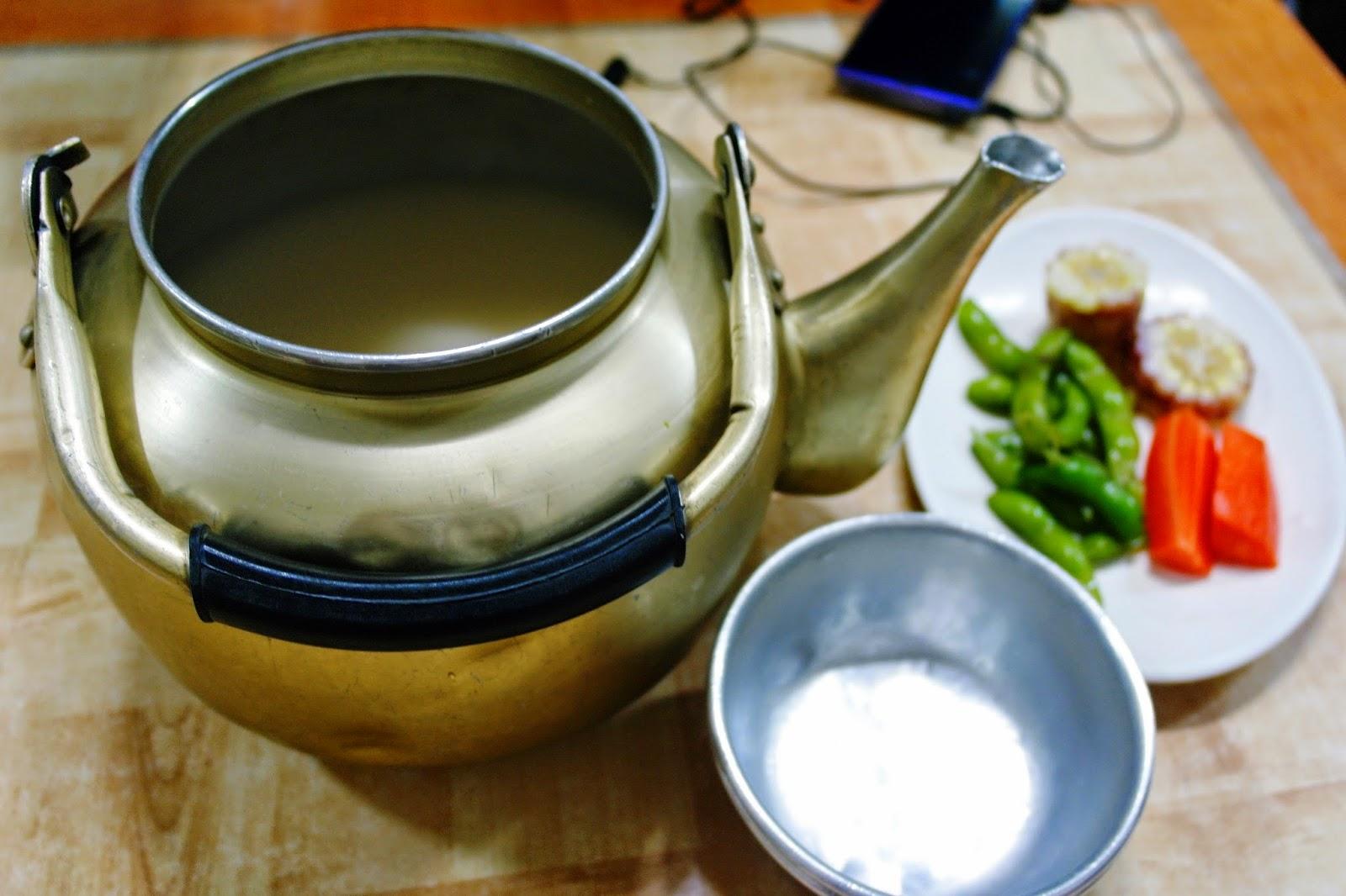 Jeonju Gain Makgeolli House 가인막걸리 | meheartsoul.blogspot.com