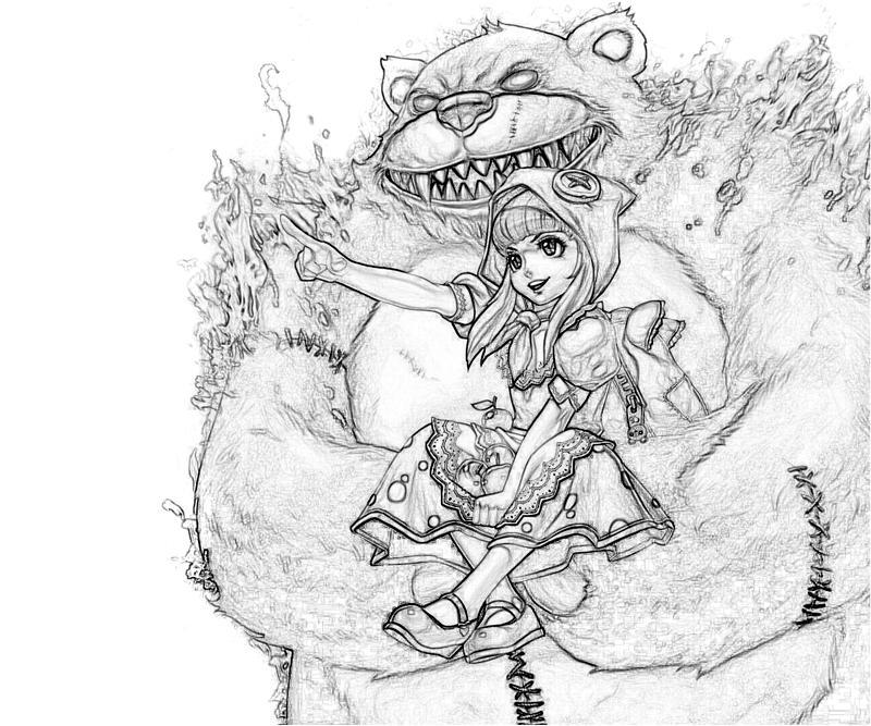 league of legends coloring pages league of legends annie yumiko fujiwara