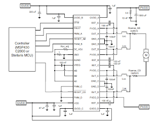 Switching Between 9v And 9v Using 5v Logic furthermore m Circuits Schematics likewise 329255422737576083 moreover Article besides Mosfet Half Bridge. on ti h bridge motor driver