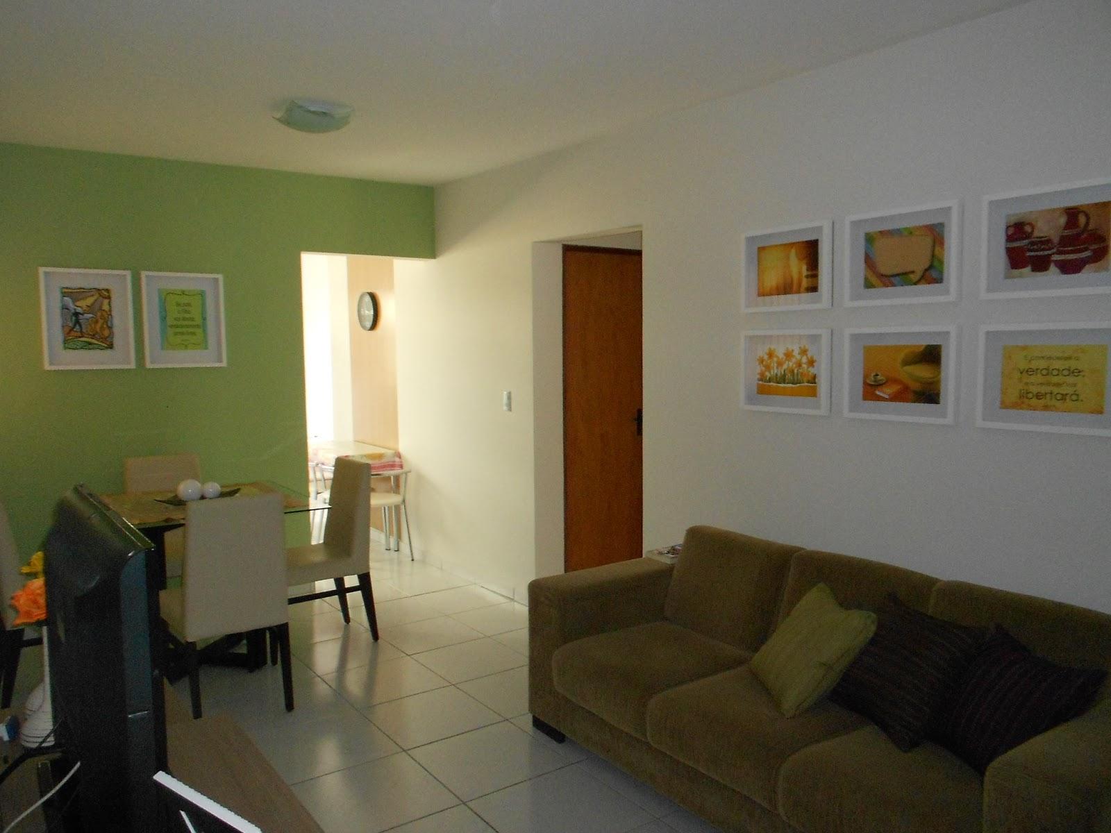 Decoracao De Sala Verde ~ Another Image For Agora sim, casada Apartamento Reformado