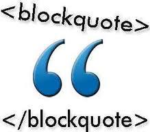 Cara membuat blockquote efek hover