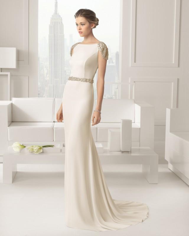 Hermosos vestidos de novias | Colección Rosa Clara 2016