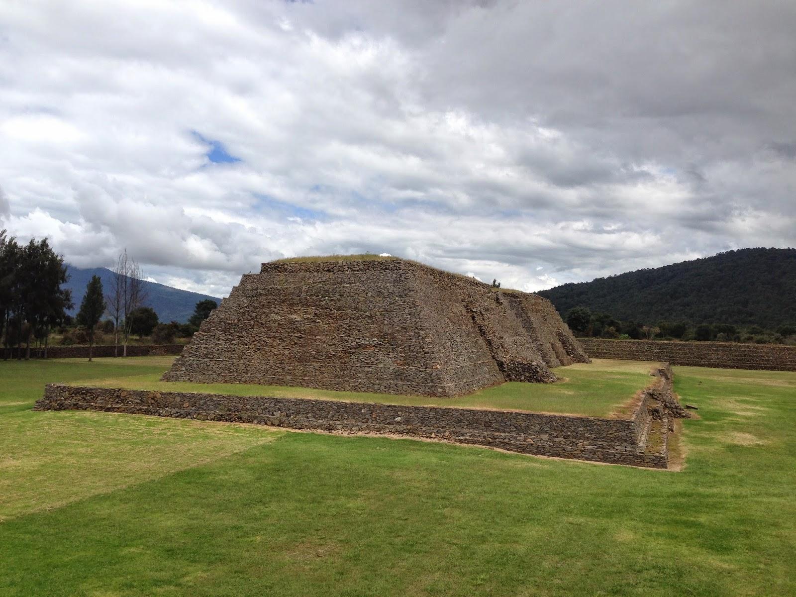 Ihuatzio archeological site