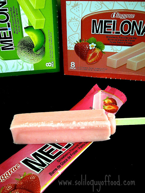 Friday's Finds:  Melona bars via Soliloquy Of Food & Such (www.soliloquyoffood.com)