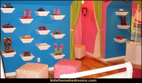 Beauty salon theme wall paper joy studio design gallery for Diva bedroom ideas