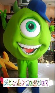 Sewa Badut Monster University