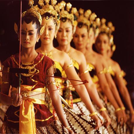 Tari Serimpi Yogyakarta Tari Serimpi