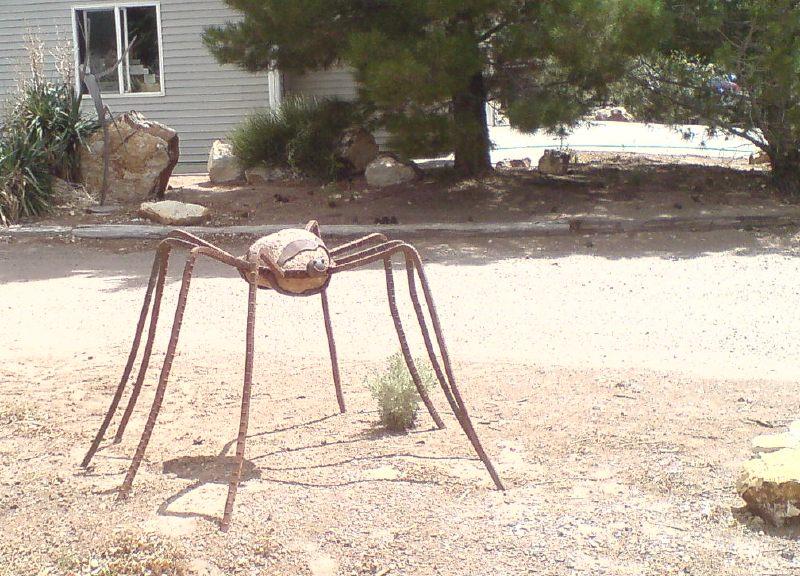 Devoran metals ltd rebar art oh the possibilities for Welded garden art designs