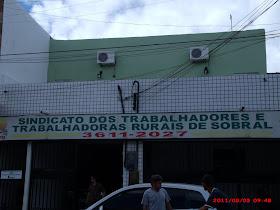 SINDICATO DOS TRABALHADORES E TRABALHADORAS RURAIS DE SOBRAL