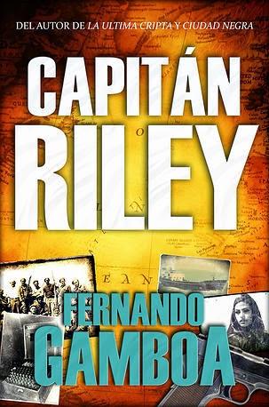 Capitán Riley -- Fernando Gamboa