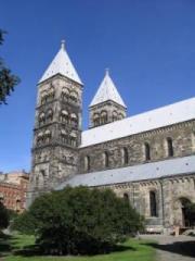 São Lourenço e a catedral de Lund