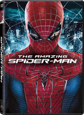 The Amazing Spider-Man (2012) DVD
