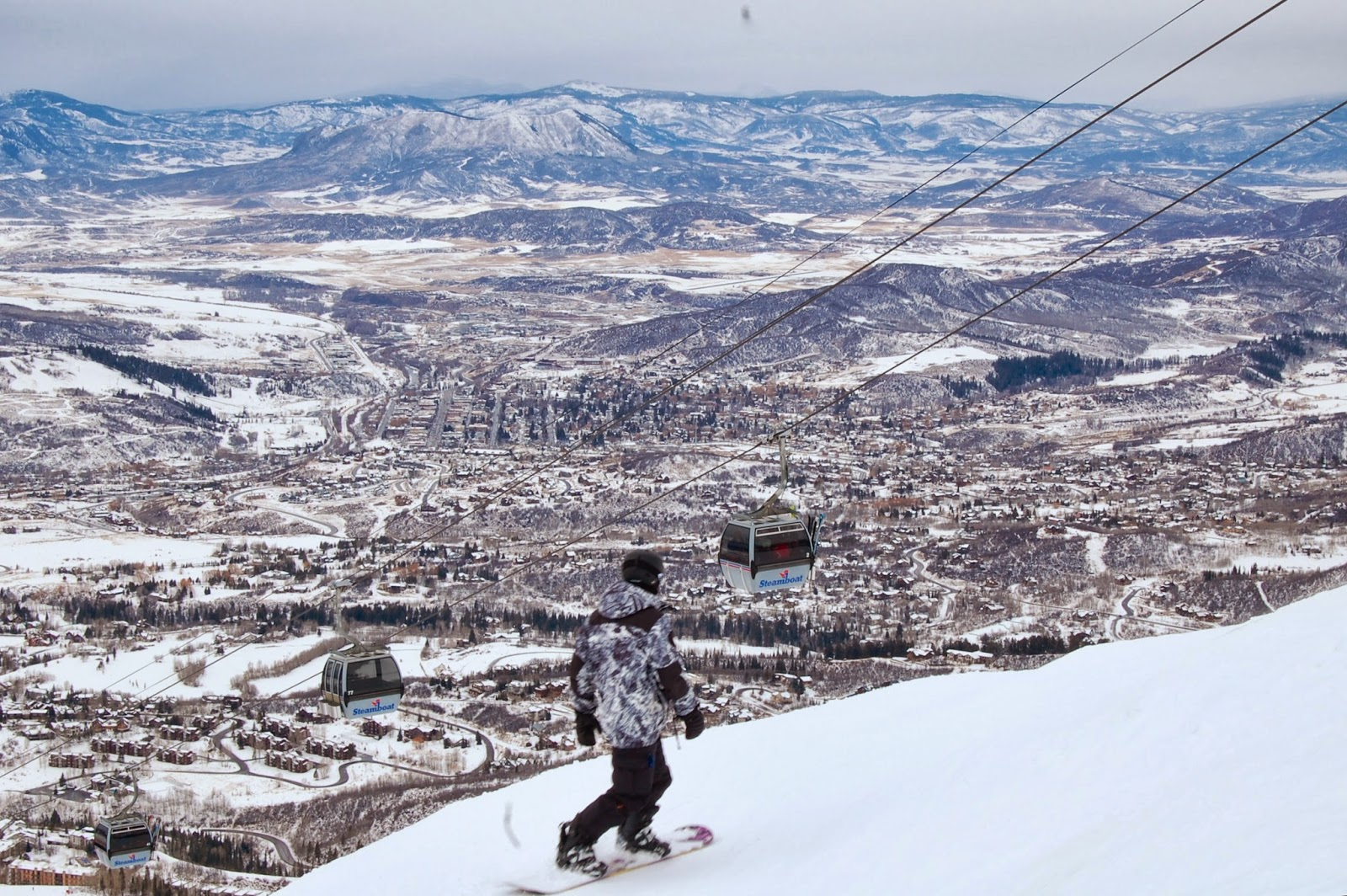 Steamboat, Colorado - The Top Ski Resorts for Families In The World