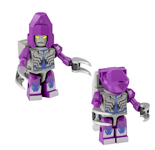 Hasbro Transformers Kre-O Micro Changers Combiners Series 2 - Rippersnapper (Terrorcons)