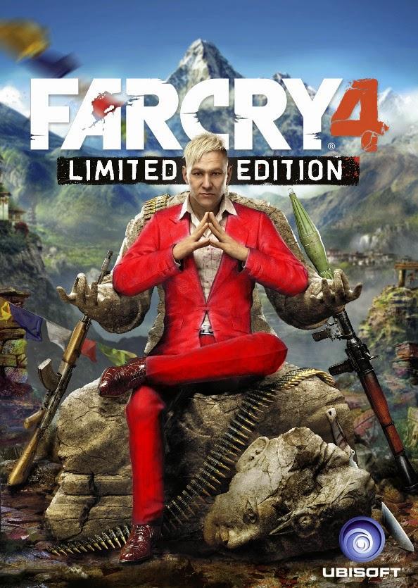 تحميل لعبة FAR CRY 4 LIMITED EDITION FULL نسخة PC - تحميل مباشر