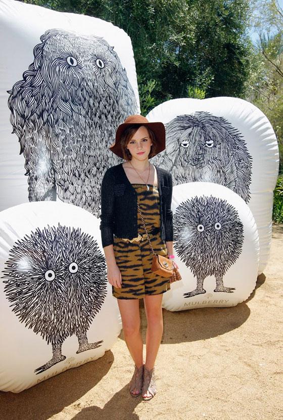 Emma Watson coachella