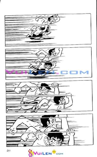 Jindodinho - Đường Dẫn Đến Khung Thành III  Tập 1 page 40 Congtruyen24h
