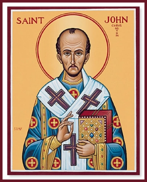 + John Chrysostom, Doctor of the Church +