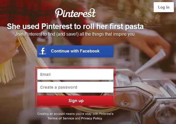 Como Pinterest planeja personalizar cada e-mail que envia
