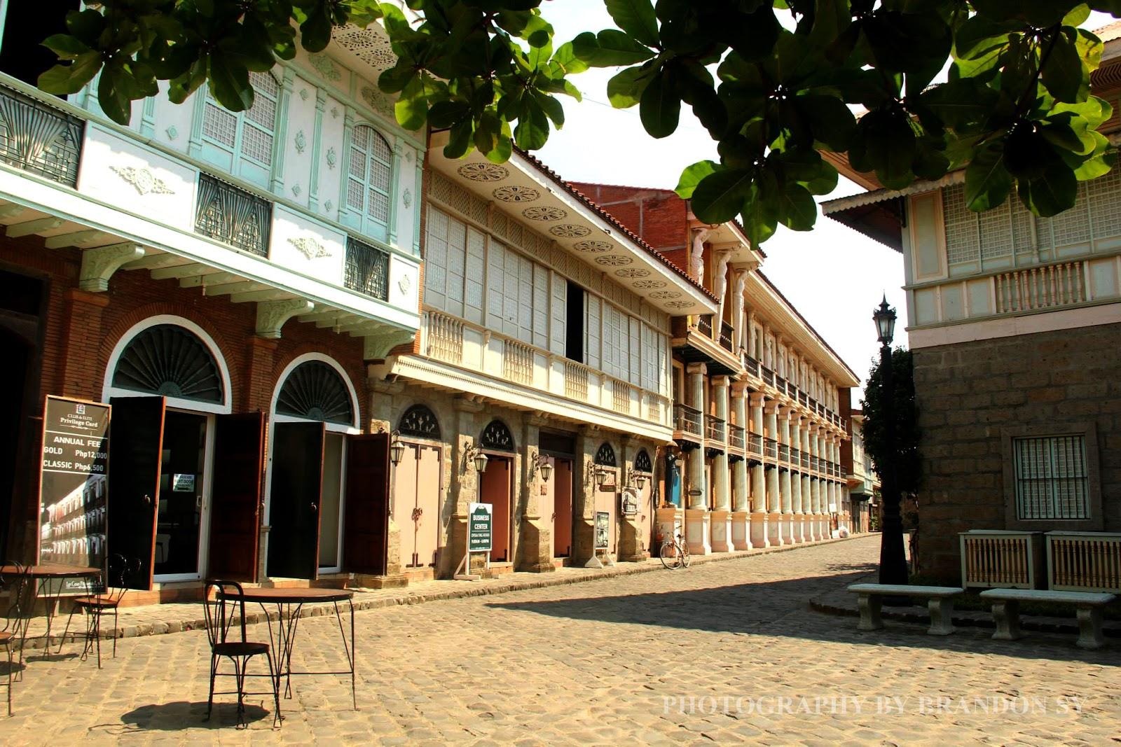 Las Casas Filipinas de Acuzar in Bagac, Bataan, Philippines by Brandon Sy