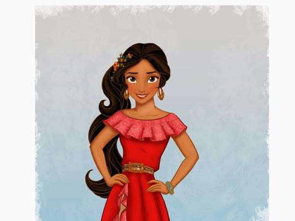 Disney apresenta sua primeira princesa latina: Elena de Avalor