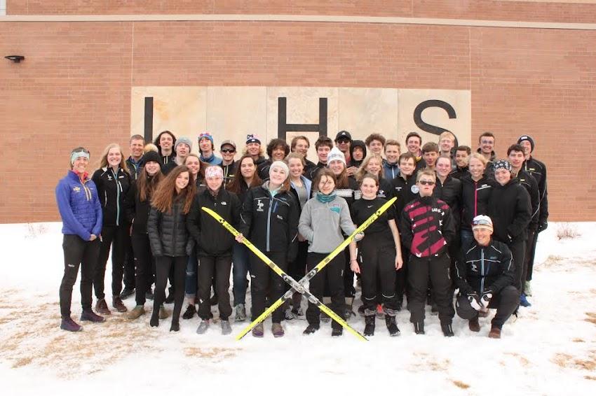 LHS Ski Team 2018-2019