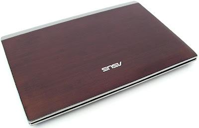 Asus' Bamboo U33Jc Notebook
