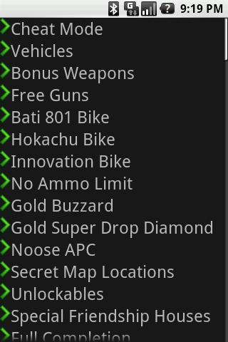 GTA 5 Cheat Codes