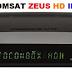 NOVA ATUALIZAÇÃO TOCOMBOX ZEUS HD IPTV - 29/03/2015