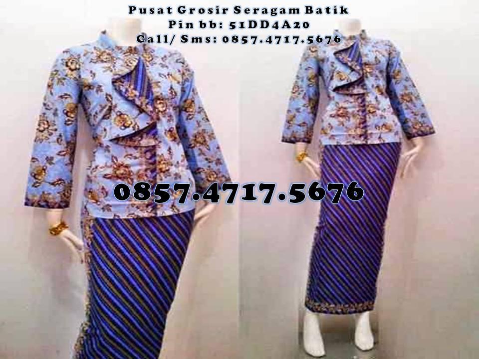 Grosir Seragam Batik Solo Jual Batik Seragam Produsen Baju Batik