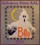 Halloween Ornie SAL