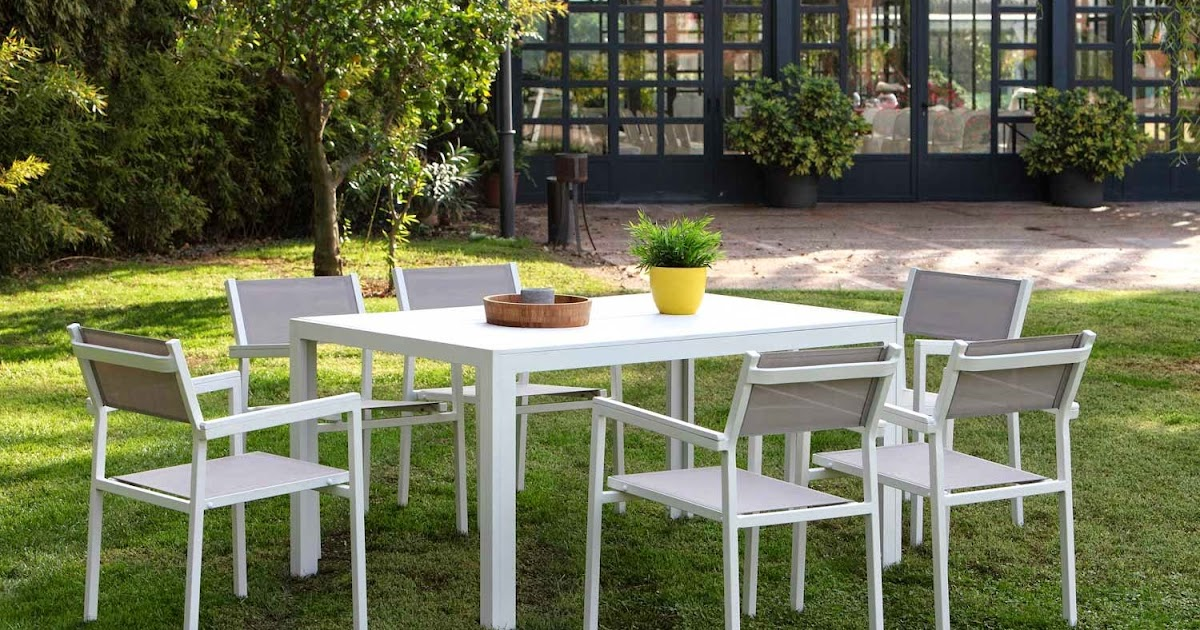Blog de mbar muebles muebles de jard n y terraza for Muebles de terraza y jardin