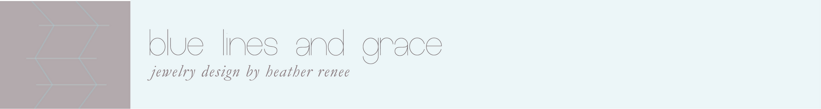 blue lines and grace