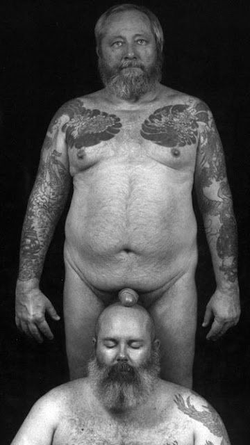 hd photography gay - gay chubby tattooed - beard tattoo