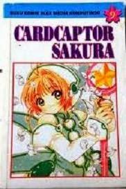 Komik Carcaptor Sakura Bekas