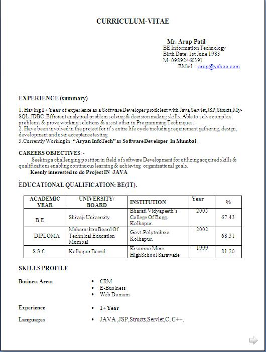 Beautiful resume templates free download ortaksoz for Attractive resume templates free download