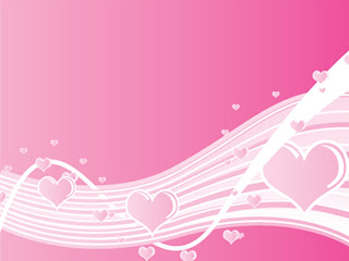 Pink love wallpaper